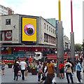 SP0786 : Corner of High Street and New Street, Birmingham by Robin Stott