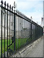 S7276 : Court House Railings by Humphrey Bolton