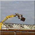 SK5335 : Demolition arm by David Lally