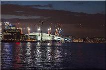 TQ3980 : O2 Arena, Greenwich Peninsula by Christine Matthews