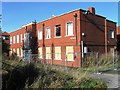 NZ4243 : Club due to be demolished by Alex McGregor