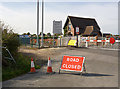 SK7180 : Gringley Road level crossing by Alan Murray-Rust