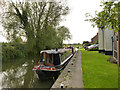 SK7283 : Moorings at The Gate, Clarborough by Alan Murray-Rust