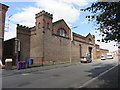 SJ3790 : Kensington Drill Hall (former) (2) by John S Turner