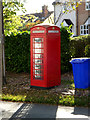 TL7348 : Telephone Box on North Street by Adrian Cable