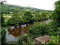 SO2018 : River Usk west of Crickhowell by Jaggery