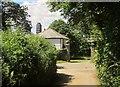 SX3062 : Junction by Higher Lodge by Derek Harper