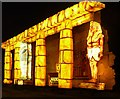 SD3039 : Egyptian tableau by Gerald England