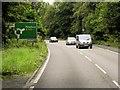 SU4764 : Newtown Road, A339 by David Dixon