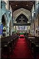 TF0170 : Interior, St John the Evangelist church, Washingborough by Julian P Guffogg