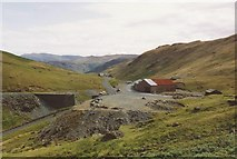 NY2213 : Honister Slate Mine by Tim Glover