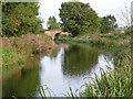 SK7288 : Chesterfield Canal near Clayworth by Alan Murray-Rust