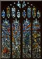 SO7745 : Millennium Window (west), Great Malvern Priory by Julian P Guffogg