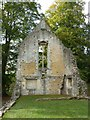 SP3211 : Minster Lovell - Old Hall - Northwest Building ruins by Rob Farrow