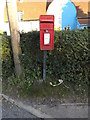TL8647 : High Street Postbox by Adrian Cable
