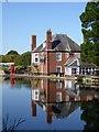 SX9390 : The Double Locks Inn by David Smith