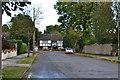 TQ4568 : View along Marlings Park Avenue by David Martin