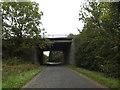 TM0856 : Fen Lane & A14 Bridge by Adrian Cable