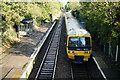 TQ0047 : Shalford Railway Station by Peter Trimming