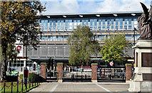 J3372 : The Students Union, Queen's University, Belfast (October 2014) by Albert Bridge