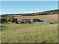 TQ0448 : Newbarn, Albury Downs by Alan Hunt