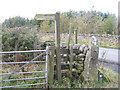 NT5245 : Southern Upland Way signpost by M J Richardson