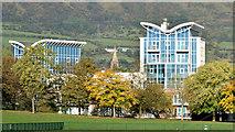 J3071 : Apartments, Balmoral, Belfast (October 2014) by Albert Bridge