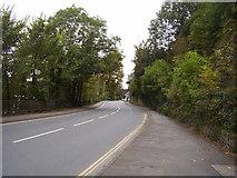 SX9192 : Bonhay Road Exeter by Anthony Vosper