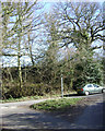 SP0577 : Grimpits Lane meets Icknield Street by Robin Stott