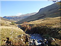 NY2408 : Langstrath Beck by Michael Graham