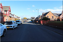 NS5036 : Bentinck Street, Galston by Billy McCrorie