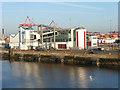 O2034 : Passenger Terminal 1, Dublin Port by Oliver Dixon
