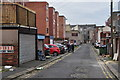 SD3136 : Blackpool : Back Lane by Lewis Clarke