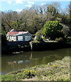 SM9515 : Riverside house, Haverfordwest by Jaggery
