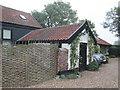 TM2088 : Building, Duck Foot's Farm by Adrian Dust