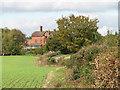 TG2500 : Abbot's Farm (farmhouse) by Evelyn Simak