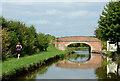 SJ9132 : Brassworks Bridge south-east of Stone, Staffordshire by Roger  Kidd
