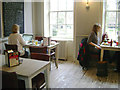 SU7173 : Upstairs in Bill's, near the Minster, Reading, lunchtime by Robin Stott