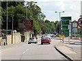 SK5361 : Mansfield, A6191 by David Dixon