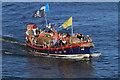 NZ8911 : A pleasure cruise, Whitby by Pauline E