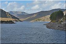 NH2039 : View down Loch Monar by Nigel Brown