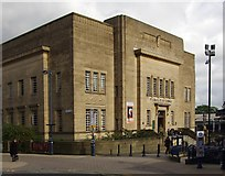 SE1416 : Huddersfield Library and Art Gallery by Jim Osley