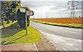 SE8416 : In Lower Trent Valley near Fockerby by Ben Brooksbank
