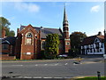 TL4675 : Haddenham Baptist Church, Cambridgeshire by Richard Humphrey