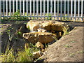 TF1605 : Restored soda water spring on Foxcovert Road, Glinton by Paul Bryan