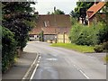 SK9533 : Old Somerby, Grantham Road by David Dixon