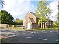 SU1714 : Godshill, Lampton Lodge by Mike Faherty