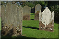 NY1750 : Abbeytown Churchyard by Stephen McKay
