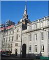 NJ9406 : The Tolbooth, Castle Street, Aberdeen by Bill Harrison
