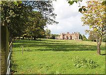 TL3960 : Madingley Hall by John Salmon